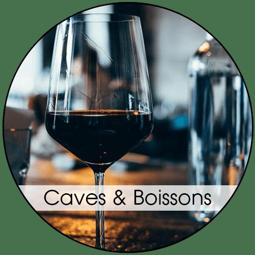 Cave et boissons