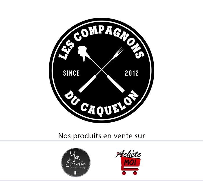 Les Compagnons du Caquelon logo