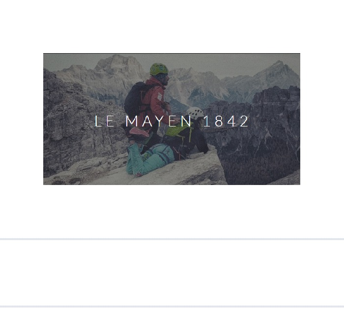 le mayen 1842 logo