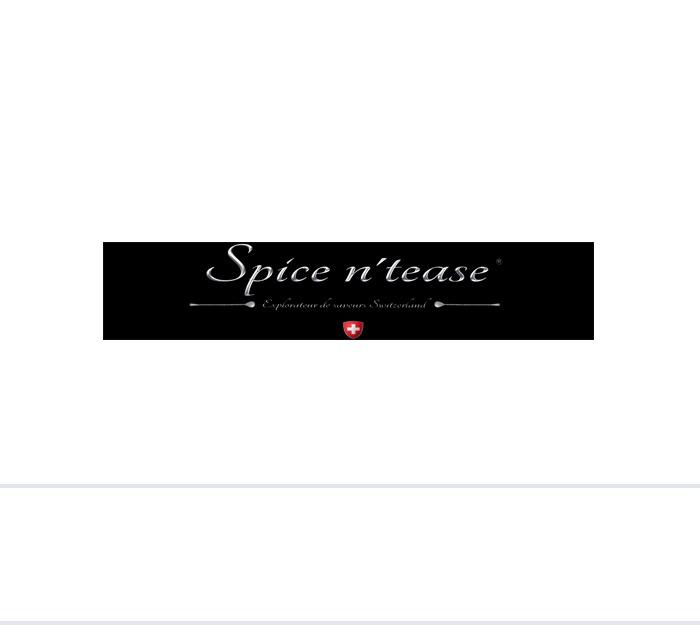 Spice n' Tease logo